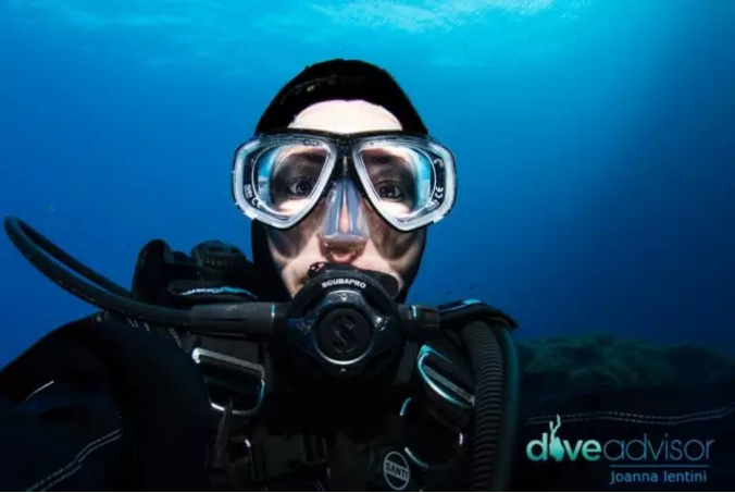 """Tips to prevent water leakage in diving mask"""""""